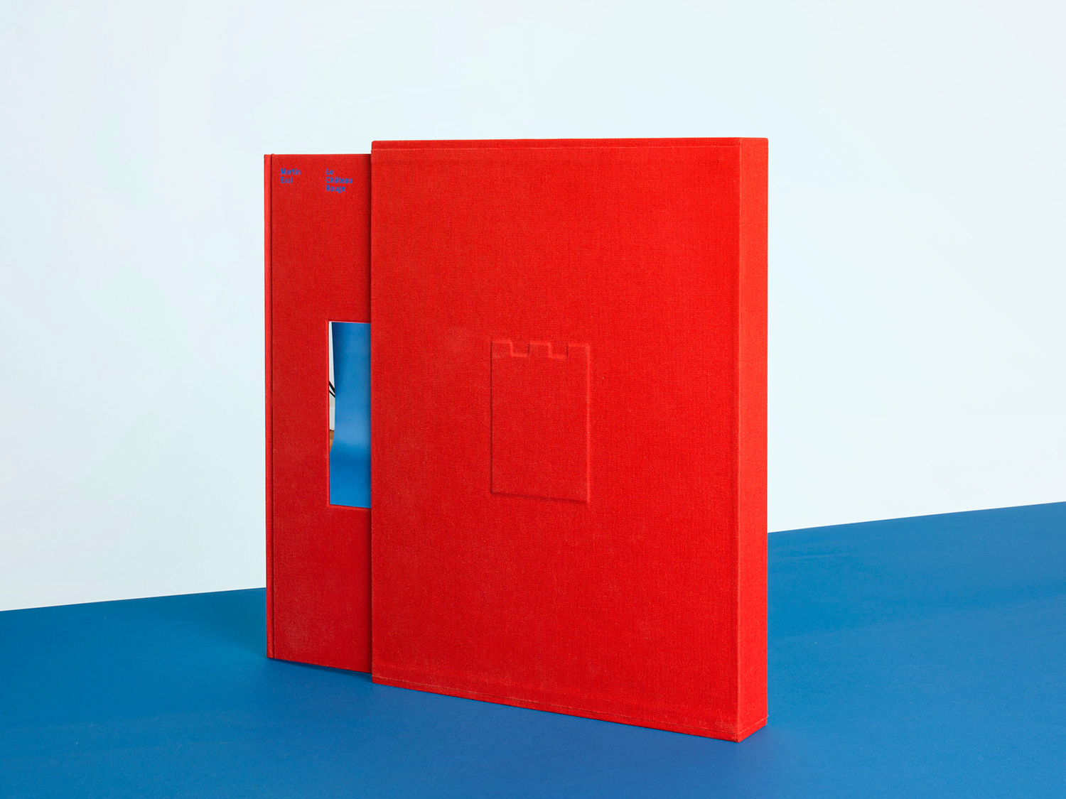 Le Château Rouge Collector's Edition book in slipcase
